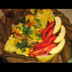 Рецепт: Рыба минтай диетическая
