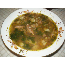 Суп из перепелиного мясо — 7