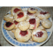 Фото Печенье с изюмом и ягодами