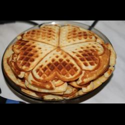 Венские вафли – кулинарный рецепт