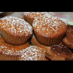 медово ореховые кексики рецепт картинки поэтапно