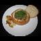 Фото Кабачково-баклажанный микс в булочке с кунжутом