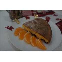 """Рецепт: Пирог """"Рождество"""""""