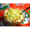 "Фото Новогодний салат с кальмарами ""Монпасье"""
