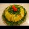 Фото Новогодний торт-салат