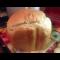Фото Хлеб с картофельным пюре и говяжим бульоном
