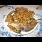 Фото Жаренный сазан с под овощами