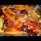 Фото Гарнир из запеченных овощей
