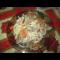 Фото Салат из моркови и филе птицы