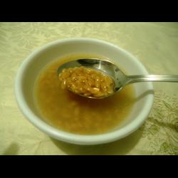 Рецепт: Египетский суп
