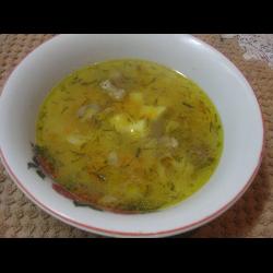 Гусиный суп рецепт