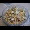 Фото Салат из курицы, грибов и огурцов