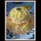 Фото Салат из моркови с сыром и яблоком