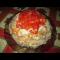 Фото Салат слоеный с утиным филе