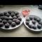 Фото Шоколадные сердечки с начинкой