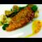 Фото Филе рыбы под картофельной чешуей