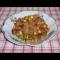 Фото Рагу из замороженной смеси овощей