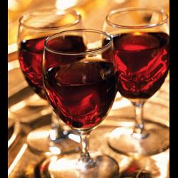"Рецепт: Наливка из ягод ""4 стакана"""