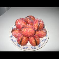 """Рецепт: Печенье """"Персики"""""""