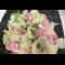 Фото Картошка с сосисками в рукаве в микроволновке