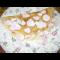 Фото Блинчики с лепестками роз