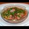 Фото Зимний суп с красной фасолью и копченостями