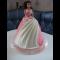 Фото Медовый торт Кукла