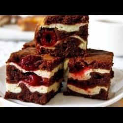 "Рецепт: Шоколадный ""Брауни"""