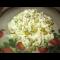 Фото Салат с курицей и белокочанной капустой