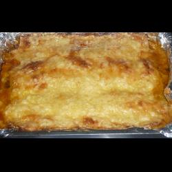 Рецепт: Лазанья с соусом бешамель