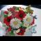 Фото Цветы из мастики