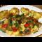 "Фото Цветная капуста тушеная с овощами ""Colorful vegetable"""