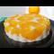 Фото Клюквенно-апельсиновый десерт