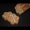 Фото Узорный молочный хлеб