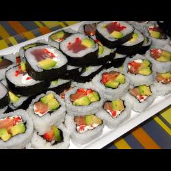 Рецепт: Суши-Маки