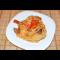 Фото Яичная лапша с овощами в кисло-сладком соусе