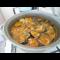 Фото Баклажаны с томатно-овощной заправкой
