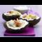 Фото Рыбное карри в кокосе