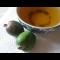 Фото Зеленый чай с фейхоа и мандарином