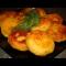 Фото Котлетки из картофеля и рыбной консервы