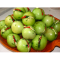 Фото Квашеные зеленые помидоры
