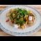 Фото Теплый салат с редисом, картофелем