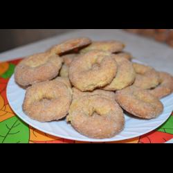 """Рецепт: Итальянское печенье """"Торчетти"""""""