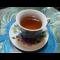Фото Чай черный с корицей и ванилью
