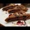 Фото Шоколадные блинчики на молоке