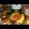 Фото Филе пангасиуса с помидорами и сыром