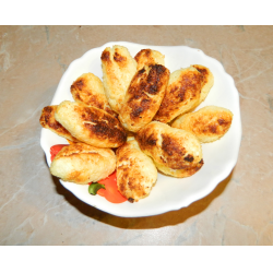 Рецепт: Творожно-кокосовые палочки