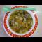Фото Детский суп с фрикадельками из говядины