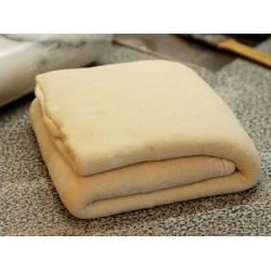 Рецепт: Слоеное дрожжевое тесто
