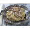 Фото Спагетти с грибами и курицей